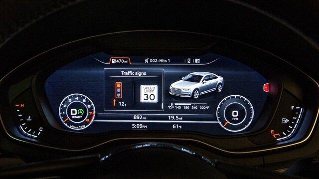 Audi'nin Trafik Işığı Bilgilendirme sistemi Washington'da da kullanıma sunuldu