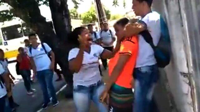 Sokak kavgasında dehşet: Boğarak öldürdü!