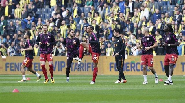 Galatasaray taraftarını mest etti!