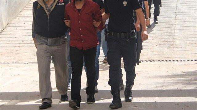 İki ildeki terör operasyonunda 16 kişi tutuklandı