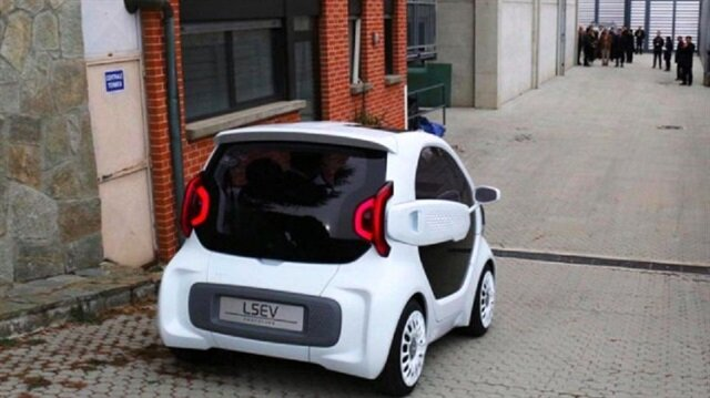 3D teknolojisinin ürünü, 30 bin TL'lik otomobil!