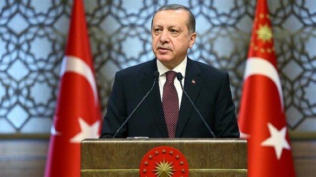 Cumhurbaşkanı Erdoğan: Sanat çalışmaları yükselecek