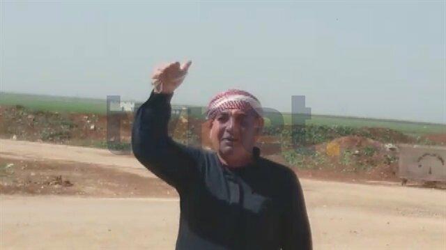 Yerel kaynaklar: TSK ve ÖSO Tel Rıfata giriş yaptı