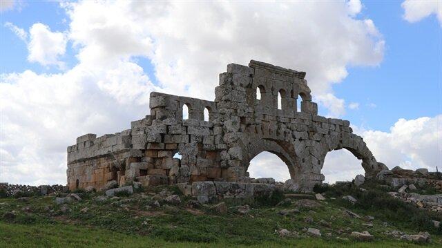 Afrindeki tarihi kilise ve manastır koruma altında