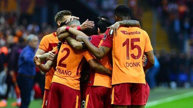 Galatasaray zirveyi kaptırmadı!