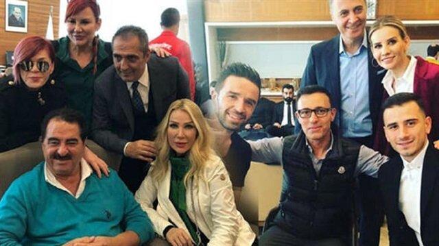 Mehmetçik için moral ziyareti! Bakın hangi ünlüler gitti