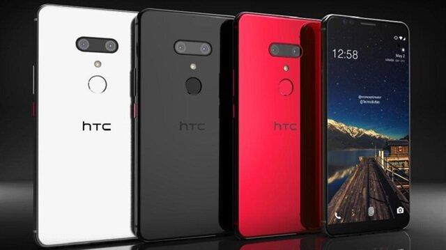 HTC'nin sıkıştırma özellikli yeni akıllı telefonu U12+ ile ilgili yeni detaylar ortaya çıktı