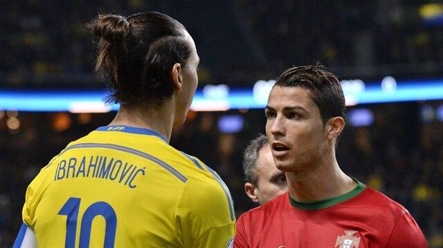 Ibrahimovic, Ronaldo'nun golünü beğenmedi
