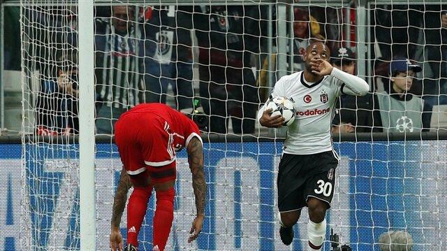 Beşiktaş'ta Vagner Love şoku