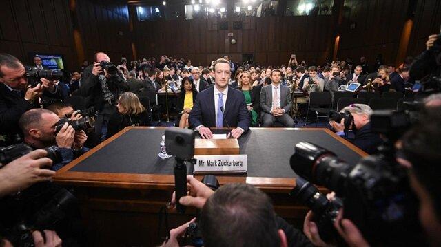 Mark Zuckerberg ABD Senatosunda ifade verdi: Benim hatamdı!