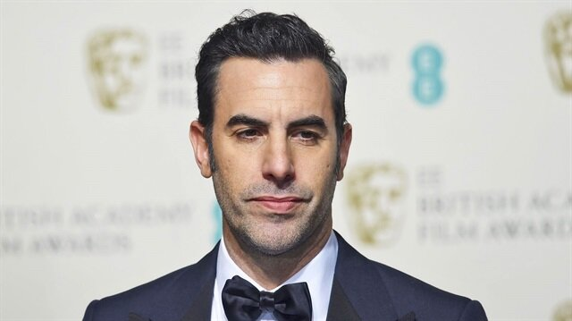 "Sacha Baron Cohen, Netflix'in ""The Spy"" dizisinde başrol oynayacak"