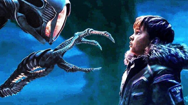 Netflix, yeni bilim-kurgu dizisi Space in Lost'un ilk sezonunu yayınladı