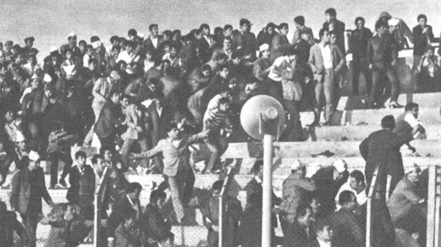 Türk futbolunun kanayan yarası: Tribün olayları