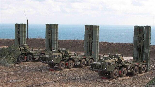 Rusya Türkiye'ye sevk edilecek S-400'lerin üretimine başladı