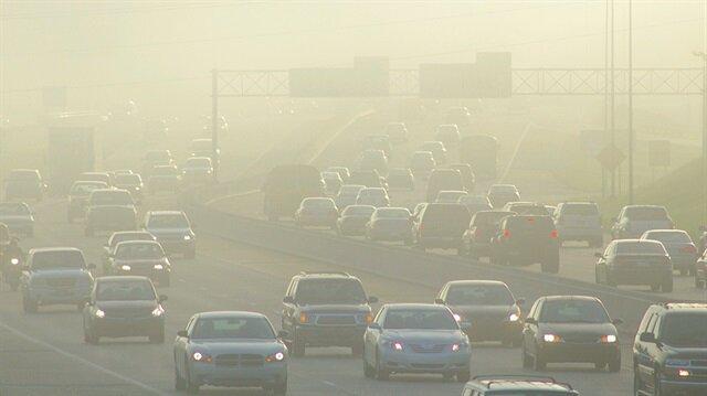 Hava kirliğinin en yoğun olduğu kıtalar belli oldu