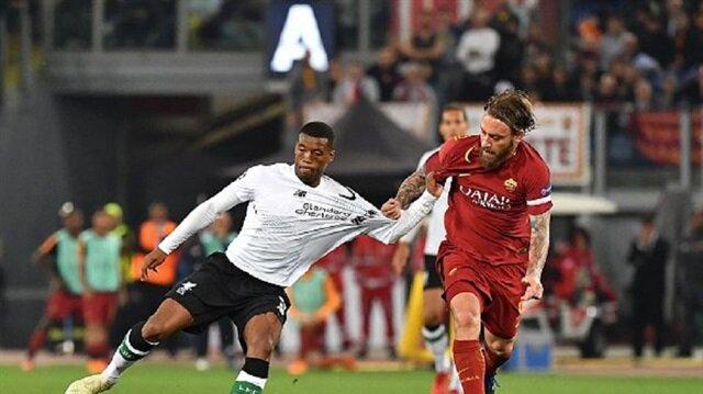 Roma 4-2 Liverpool (Maç özeti ve golleri)