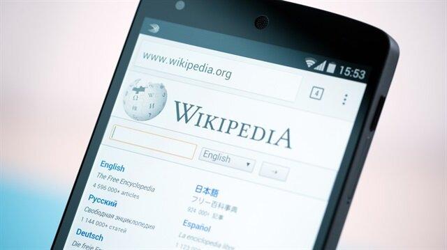 """Wikipedia'dan önemli mesaj: """"Türkiye olmadan dünya kaybeder"""""""