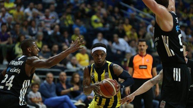 Pota derbisi Fenerbahçe Doğuş'un