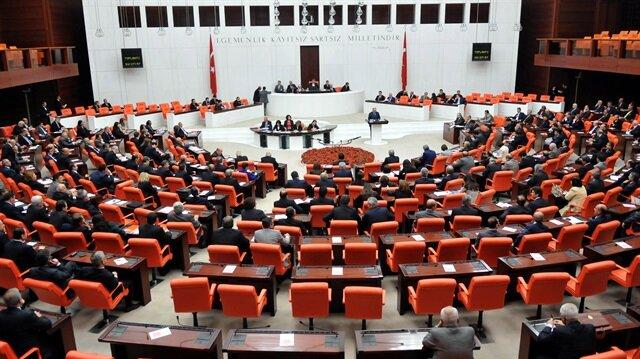 Meclisin gündemi iki tasarı üzerine yoğunlaştı