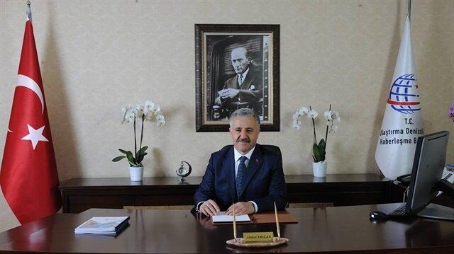 Bakan Arslan: 18 Mart 2022'de 1915 Çanakkale Köprüsü hizmete girecek