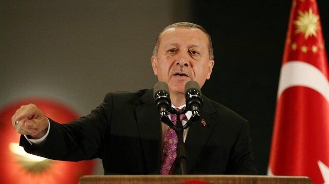 Cumhurbaşkanı Erdoğan'dan Netanyahu'nun küstah açıklamalarına sert cevap