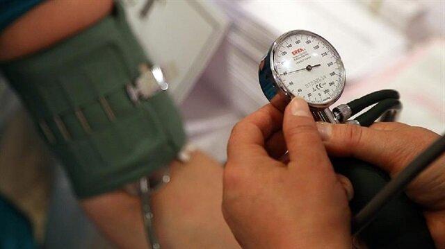 Türkiye'de insanların yüzde 40'ı hipertansiyon hastası