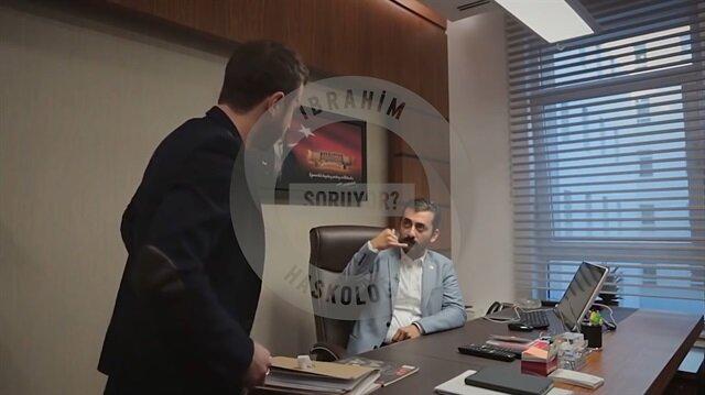 Skandal: Eren Erdemin vatana ihanet görüntüleri ortaya çıktı!
