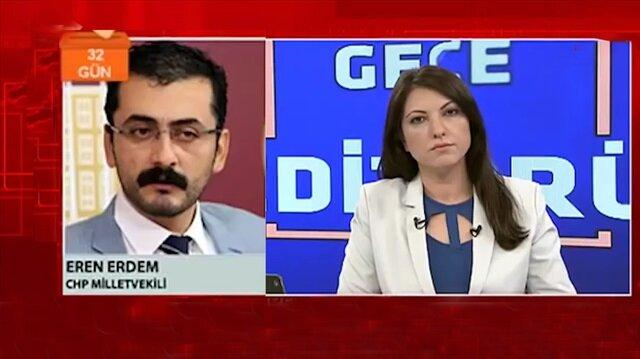 Eren Erdemden bomba itiraflar: Kılıçdaroğlu ve Bülent Tezcan...