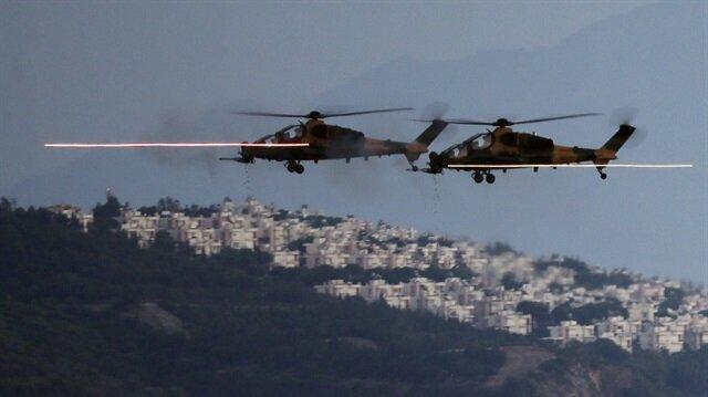Atak helikopteri gururlandırmaya devam ediyor: Pakistan 30 tane sipariş verdi!