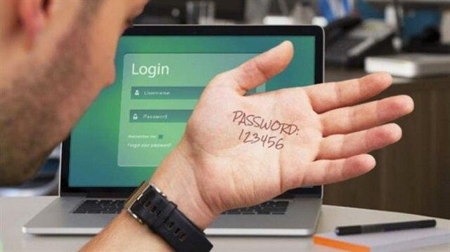 En çok tercih edilen şifreler açıklandı