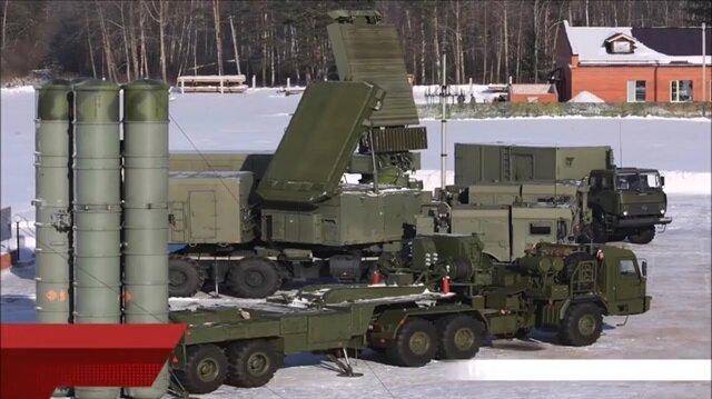 ABD: Rusya S-500 hava savunma sistemini test etti