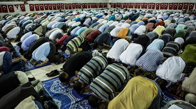 Konya'da Cuma namazı saat kaçta?