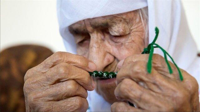 Dünyanın en yaşlı insanı