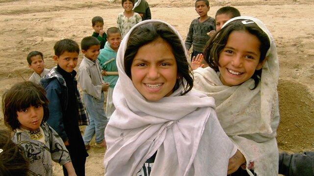 Afganistan'daki çocukların yarısı okula gidemiyor