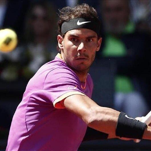 تنس: نادال يصطدم بالنمساوي ثيم في نهائي بطولة فرنسا