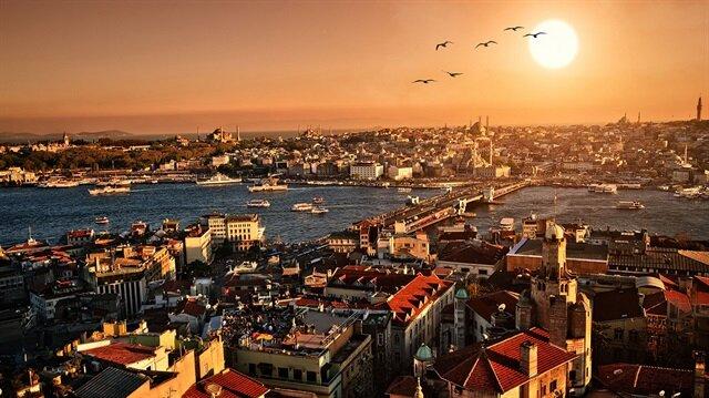 Avrupa'nın en çok ziyaret edilen turistik mekanları