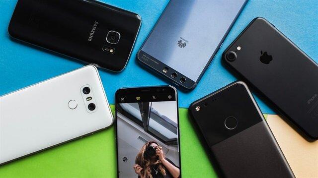 Dünyanın en iyi 20 akıllı telefonu
