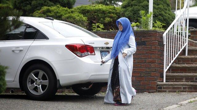 Adil Öksüz'ün eşi ABD'de lüks bir evde görüntülendi