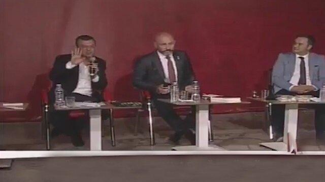 CHP'li Özgür Özel'den Erdoğan'a çirkin iftira