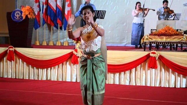 Kamboçya Prensi'nin eşi hayatını kaybetti