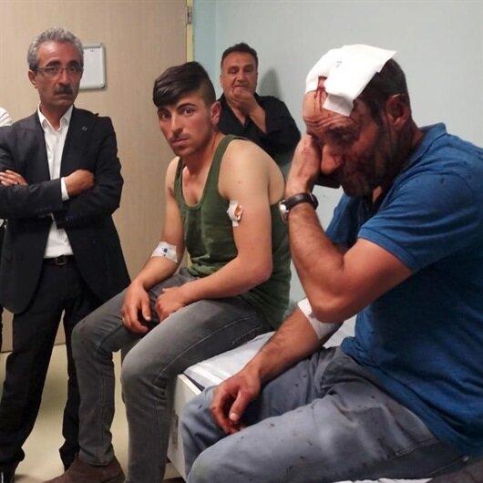 Van'da HDP'liler AK Partililere saldırdı: 2 yaralı