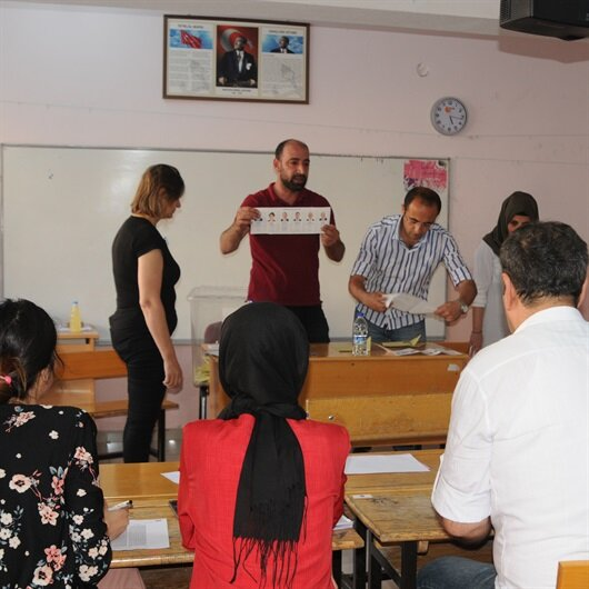 Cumhur İttifakı'nın oy oranı yüzde 56.2