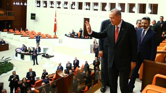 Erdoğan ve milletvekilleri 8 Temmuz'da yemin edecek