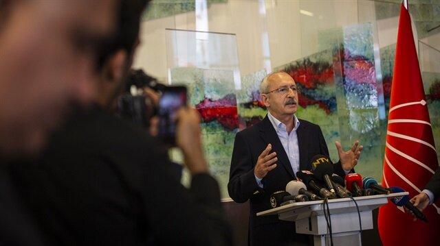 CHP'nin 41 yıl sonra çıkardığı vekil Kılıçdaroğlu'nu istifaya davet etti