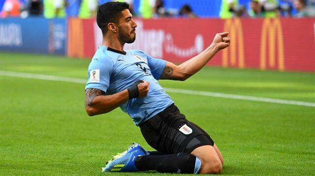 Uruguay gol yemeden son 16'da!