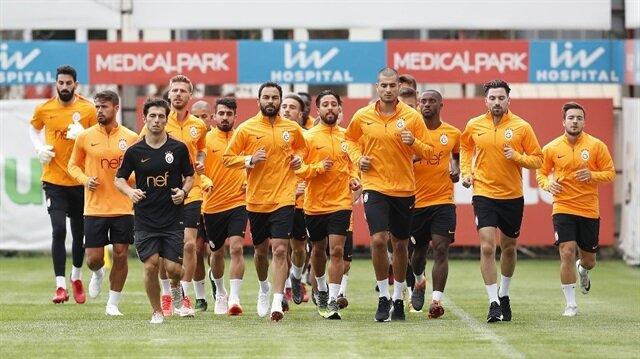 Galatasaray'a hazırlık kampında sürpriz rakip