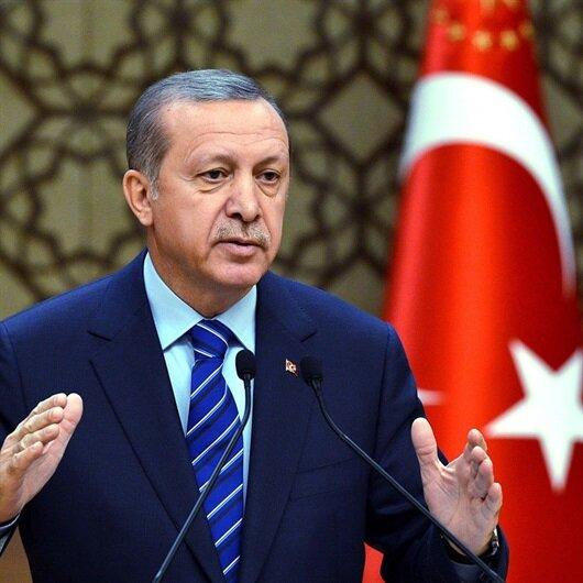 Slovenya ve Irak'tan Erdoğan'a tebrik