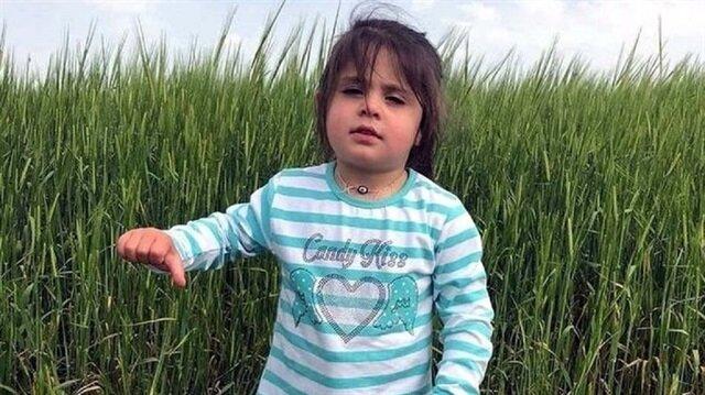 Türkiye'yi ağlatan küçük Leyla son yolculuğuna uğurlandı