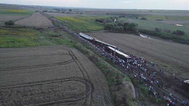 Tekirdağ'da tren faciasında 24 kişi öldü: Makinistler ifadeye çağrıldı