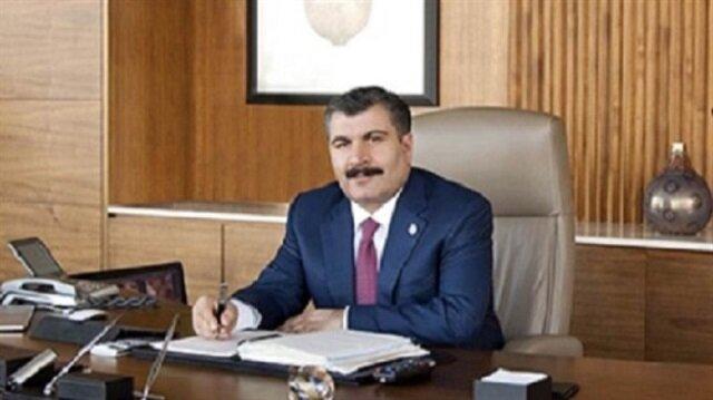 Sağlık Bakanı Fahrettin Koca oldu
